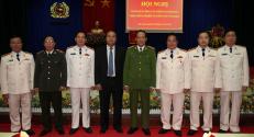 Hội nghị tổng kết công tác năm 2015 và triển khai nhiệm vụ 2016